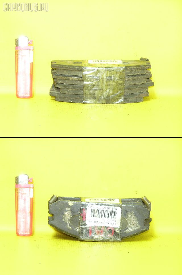 Тормозные колодки HONDA ACCORD CB1 Фото 1