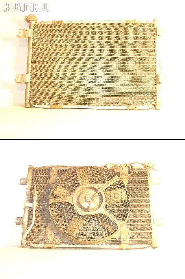 Радиатор кондиционера SUZUKI ESCUDO TA01W G16A. Фото 1