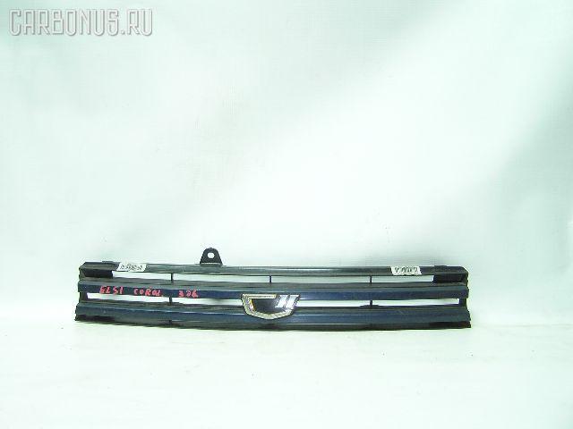 Решетка радиатора TOYOTA COROLLA II EL51. Фото 1