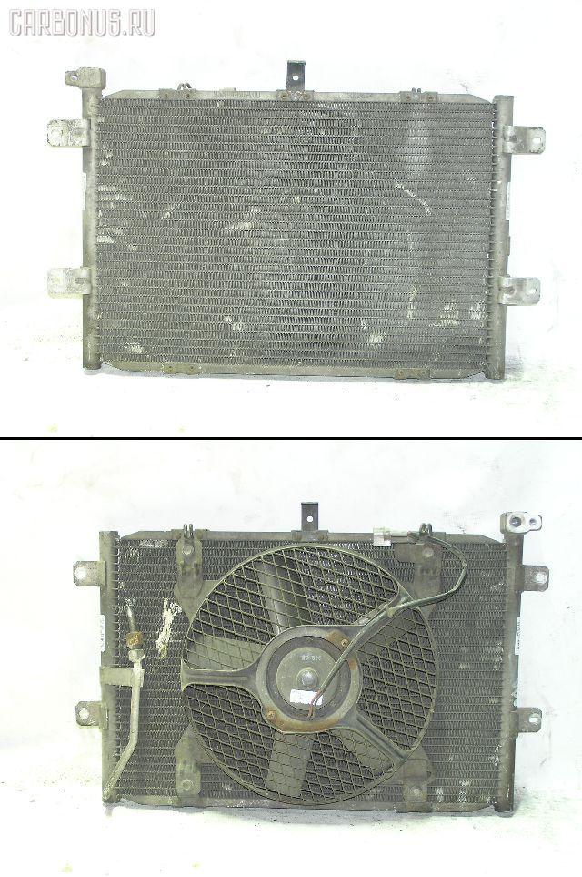 Радиатор кондиционера SUZUKI ESCUDO TA01W G16A. Фото 2