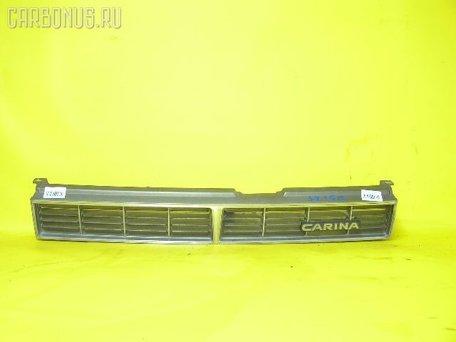 Решетка радиатора TOYOTA CARINA ST150 Фото 1