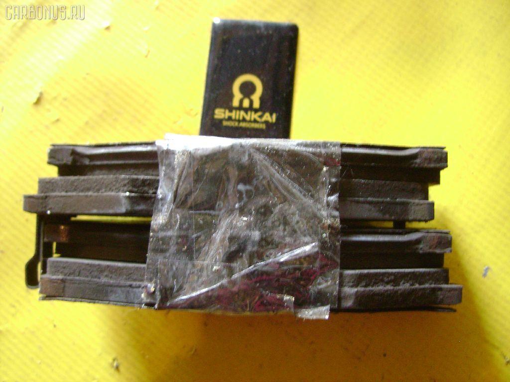 Тормозные колодки NISSAN CEDRIC Y32 Фото 2