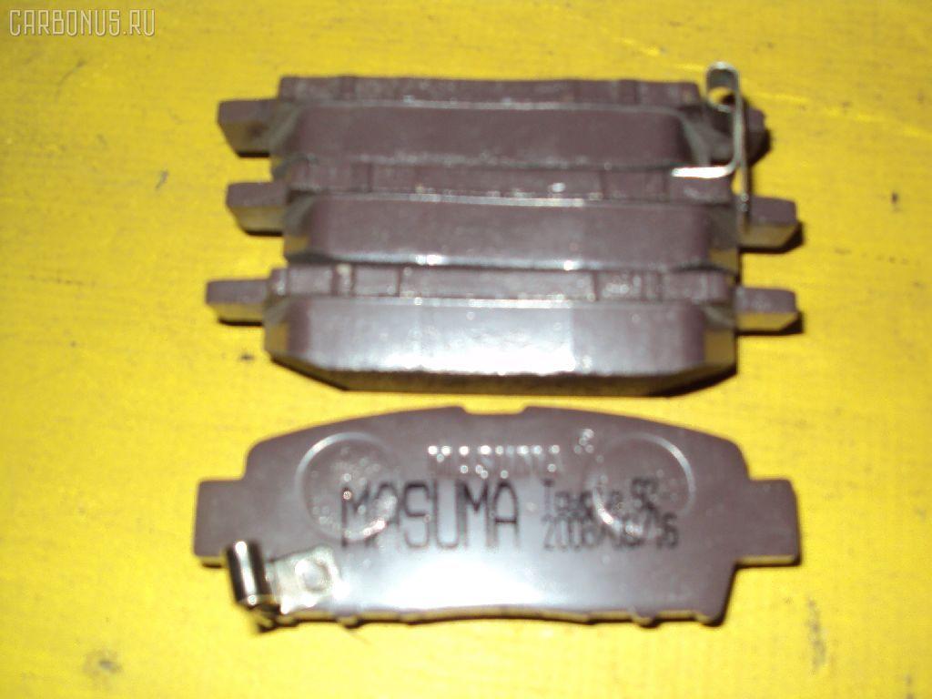 Тормозные колодки TOYOTA GS141. Фото 2