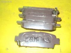 Тормозные колодки TOYOTA GX90 Фото 1