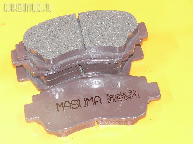 Тормозные колодки TOYOTA MARK II JZX100. Фото 1