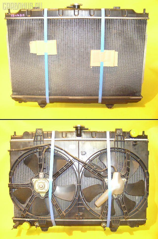 Радиатор ДВС NISSAN TINO HV10 SR20DE. Фото 1