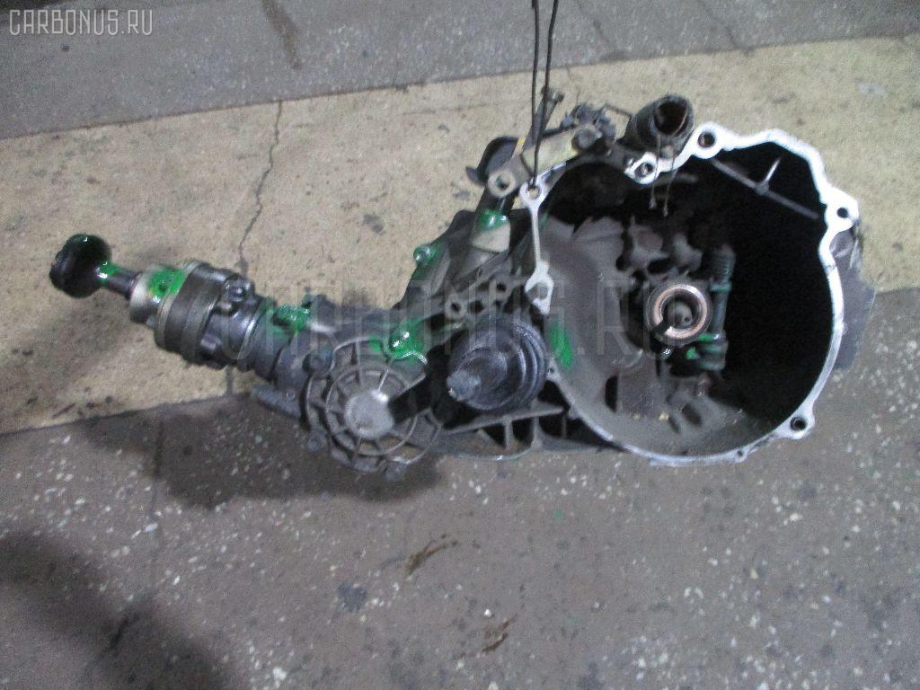 КПП механическая SUZUKI WAGON R CV21S F6A. Фото 1