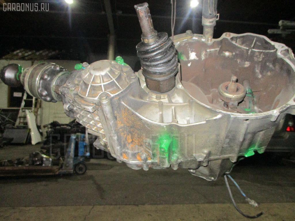 КПП механическая SUZUKI WAGON R CV21S F6A. Фото 2