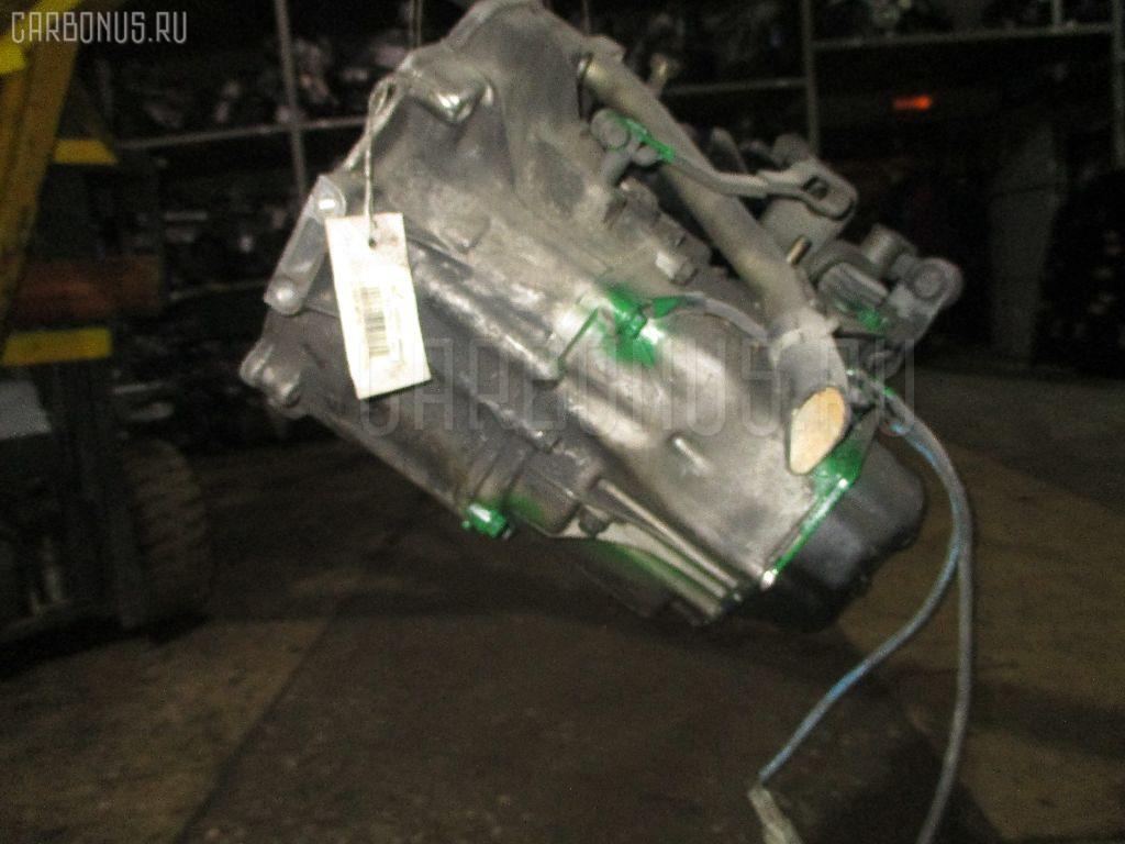 КПП механическая SUZUKI WAGON R CV21S F6A. Фото 3