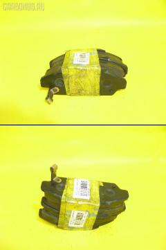 Тормозные колодки на Honda Accord CE4, Переднее расположение