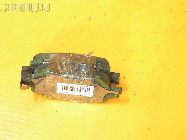 Тормозные колодки TOYOTA CROWN JZS175 2JZ-FSE. Фото 1