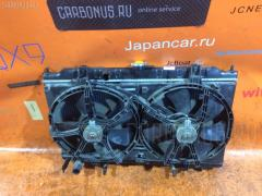Радиатор ДВС на Nissan Ad VY11 QG13DE