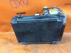 Радиатор ДВС TOYOTA VITZ SCP90 2SZ-FE 16400-23160  16711-23090
