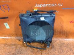 Радиатор ДВС MITSUBISHI PAJERO MINI H51A 4A30