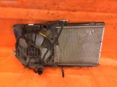 Радиатор ДВС TOYOTA COROLLA AE111 4A-FE