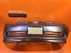Бампер на Nissan Note E11, Переднее расположение