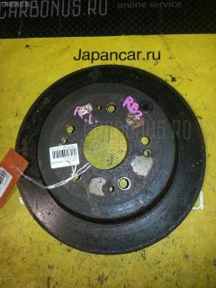Тормозной диск на Honda Odyssey RB2 K24A, Заднее расположение