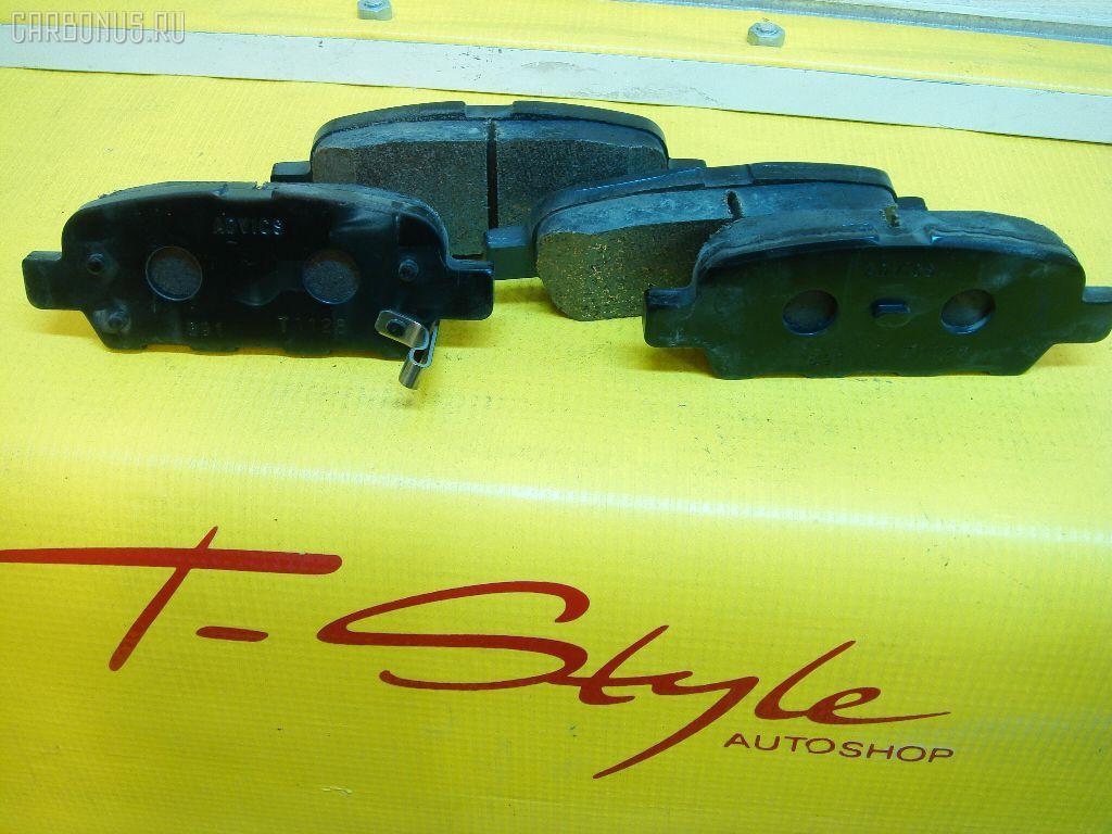 Тормозные колодки NISSAN X-TRAIL T30. Фото 2