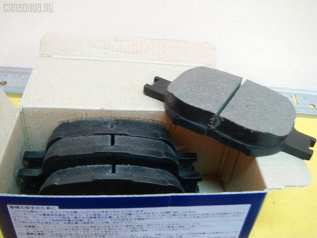 Тормозные колодки TOYOTA MARK II JZX110. Фото 1