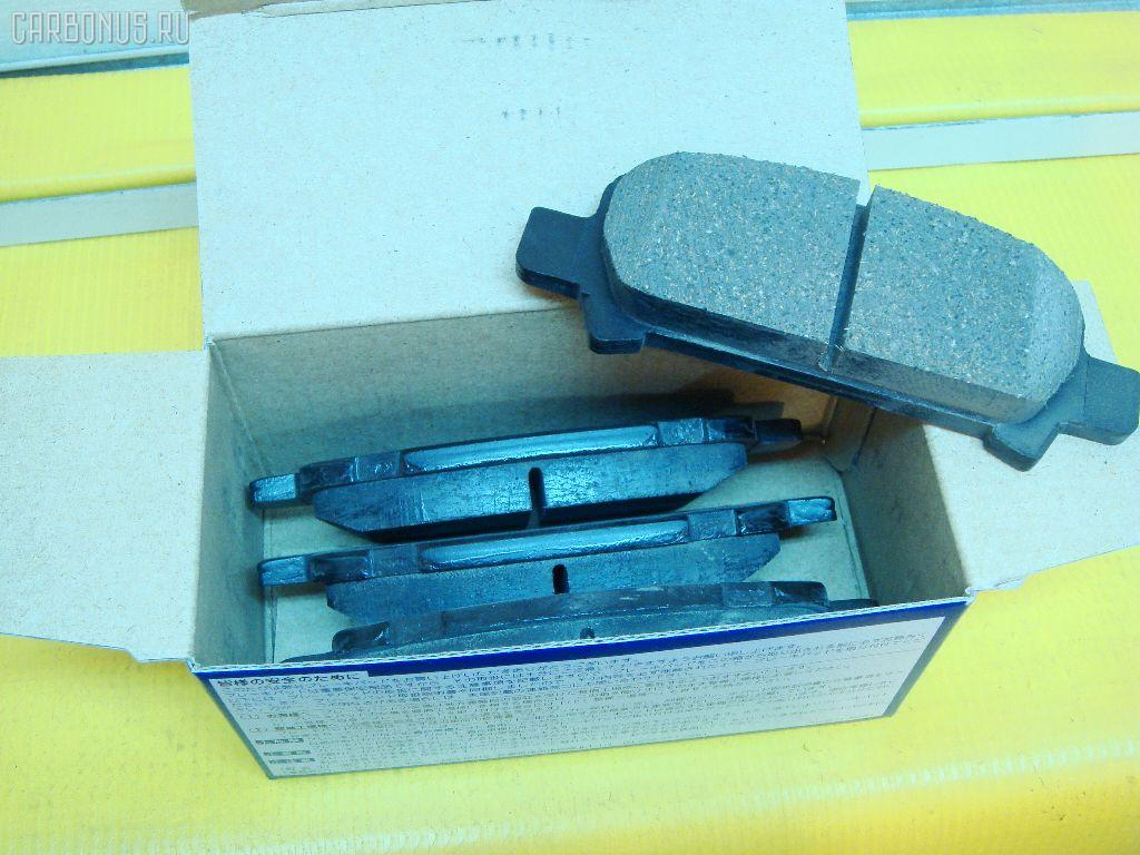 Тормозные колодки SUBARU FORESTER SG5. Фото 2