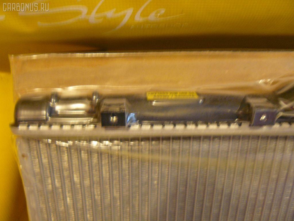 Радиатор ДВС TOYOTA COROLLA AE100. Фото 2