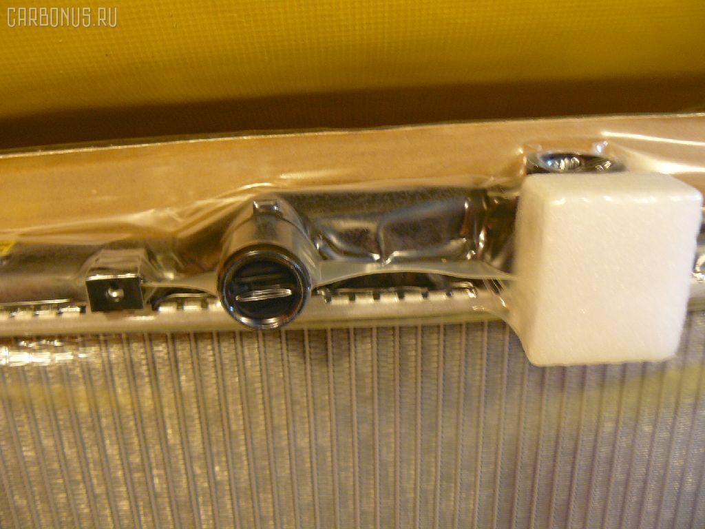 Радиатор ДВС TOYOTA COROLLA AE100. Фото 3