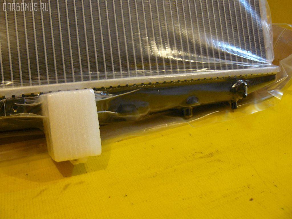 Радиатор ДВС TOYOTA COROLLA AE100. Фото 5