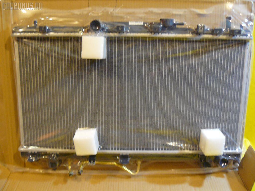 Радиатор ДВС TOYOTA CALDINA ST191G 3S-FE. Фото 1