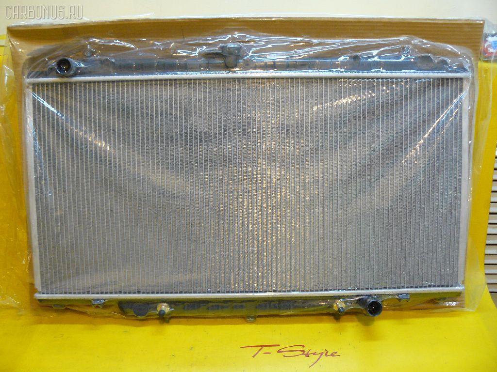 Радиатор ДВС NISSAN SAFARI Y61 TB45-E. Фото 1