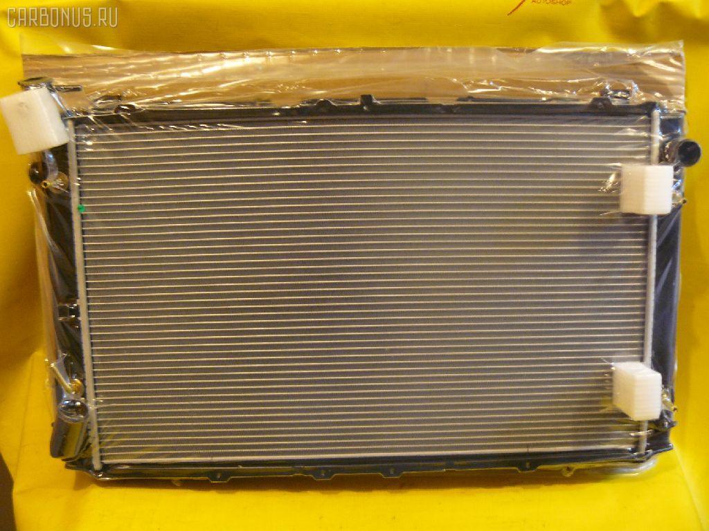 Радиатор ДВС NISSAN PATROL Y60 TD42. Фото 1