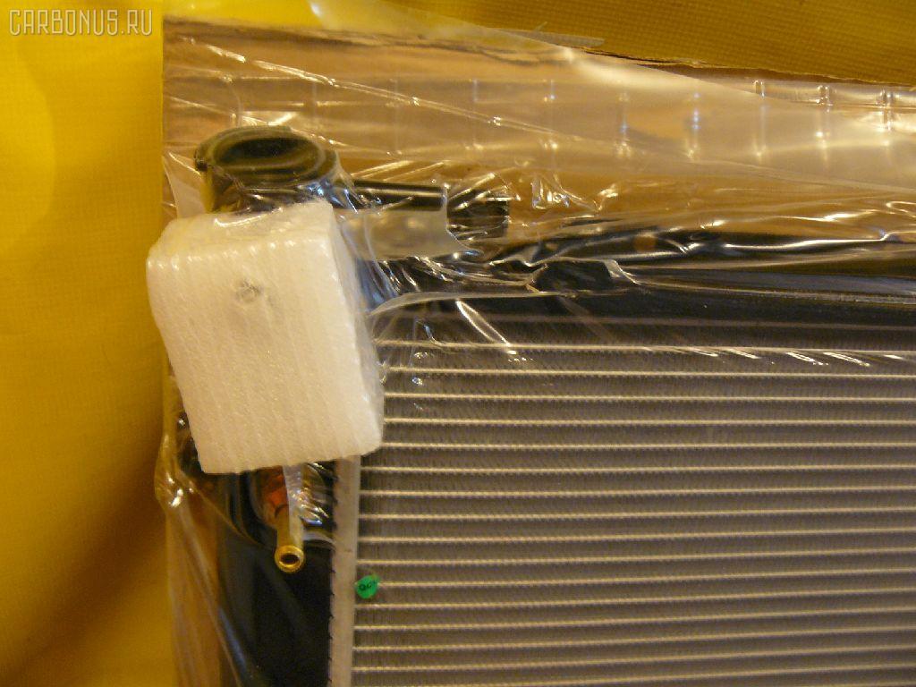 Радиатор ДВС NISSAN PATROL Y60 TD42. Фото 2