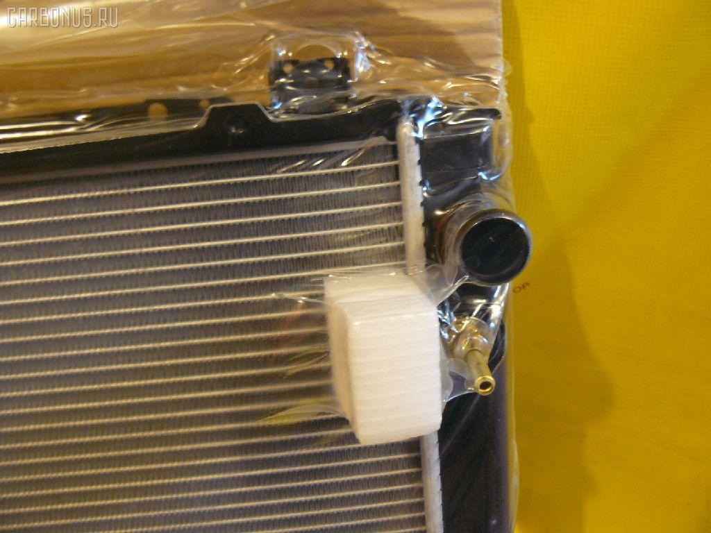 Радиатор ДВС NISSAN PATROL Y60 TD42. Фото 3