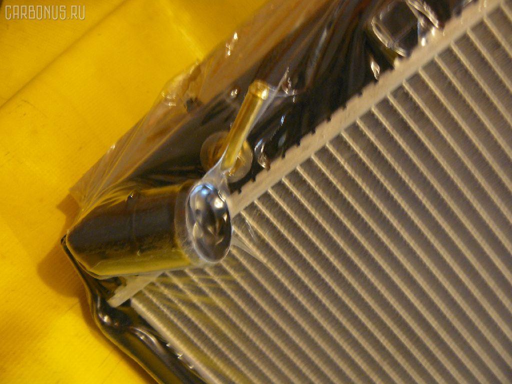 Радиатор ДВС NISSAN PATROL Y60 TD42. Фото 5