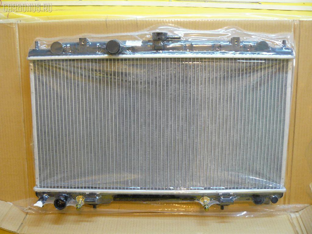 Радиатор ДВС NISSAN PRIMERA P12 QR20. Фото 1