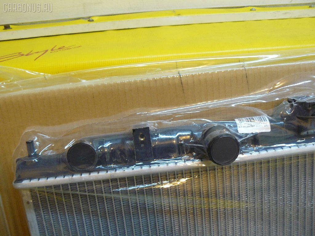 Радиатор ДВС NISSAN PRIMERA P12 QR20. Фото 2