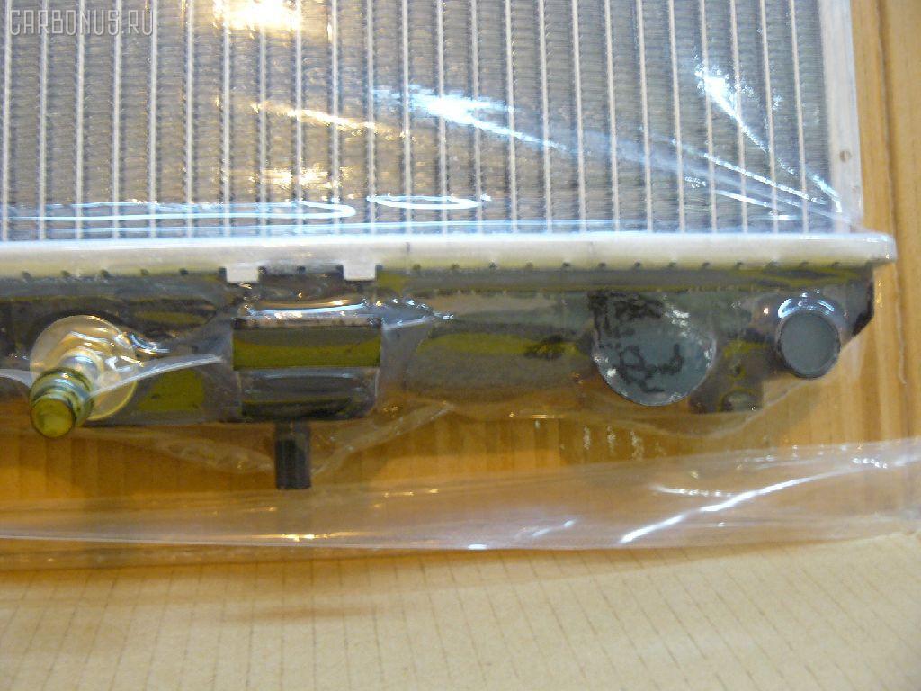Радиатор ДВС NISSAN PRIMERA P12 QR20. Фото 4