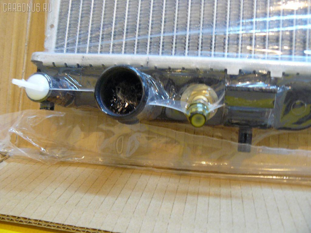 Радиатор ДВС NISSAN PRIMERA P12 QR20. Фото 5