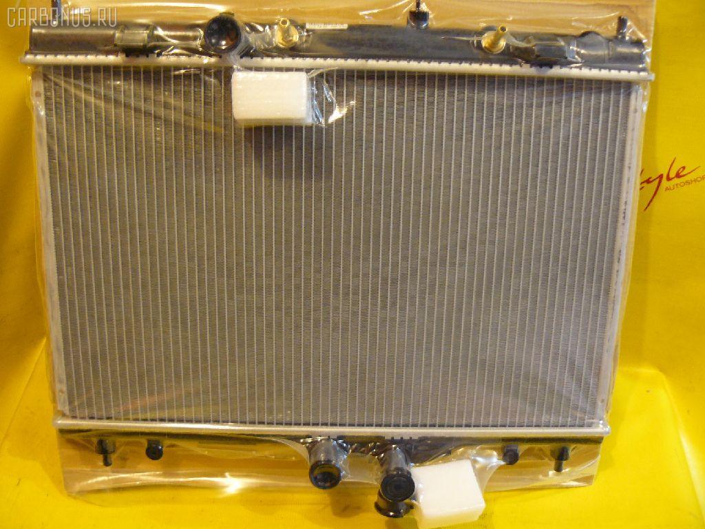 Радиатор ДВС NISSAN TIIDA C11. Фото 1