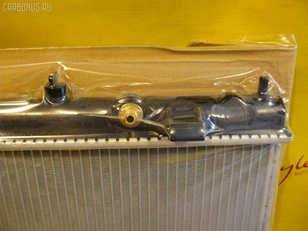 Радиатор ДВС NISSAN TIIDA C11. Фото 3