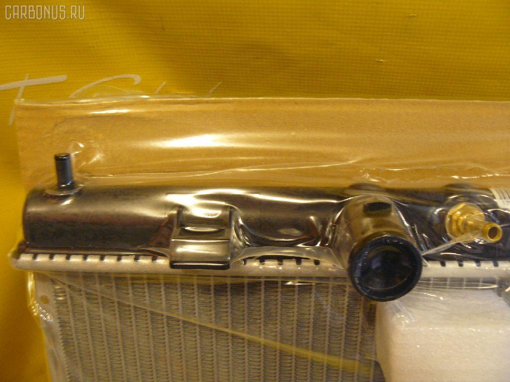 Радиатор ДВС NISSAN TIIDA C11. Фото 4