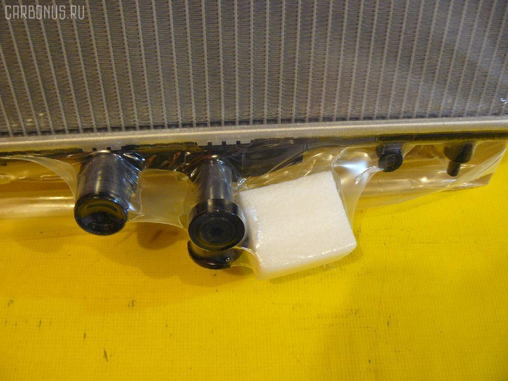 Радиатор ДВС NISSAN TIIDA C11. Фото 5