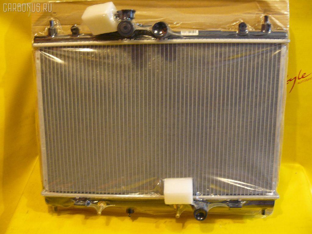 Радиатор ДВС NISSAN TIIDA C11. Фото 6