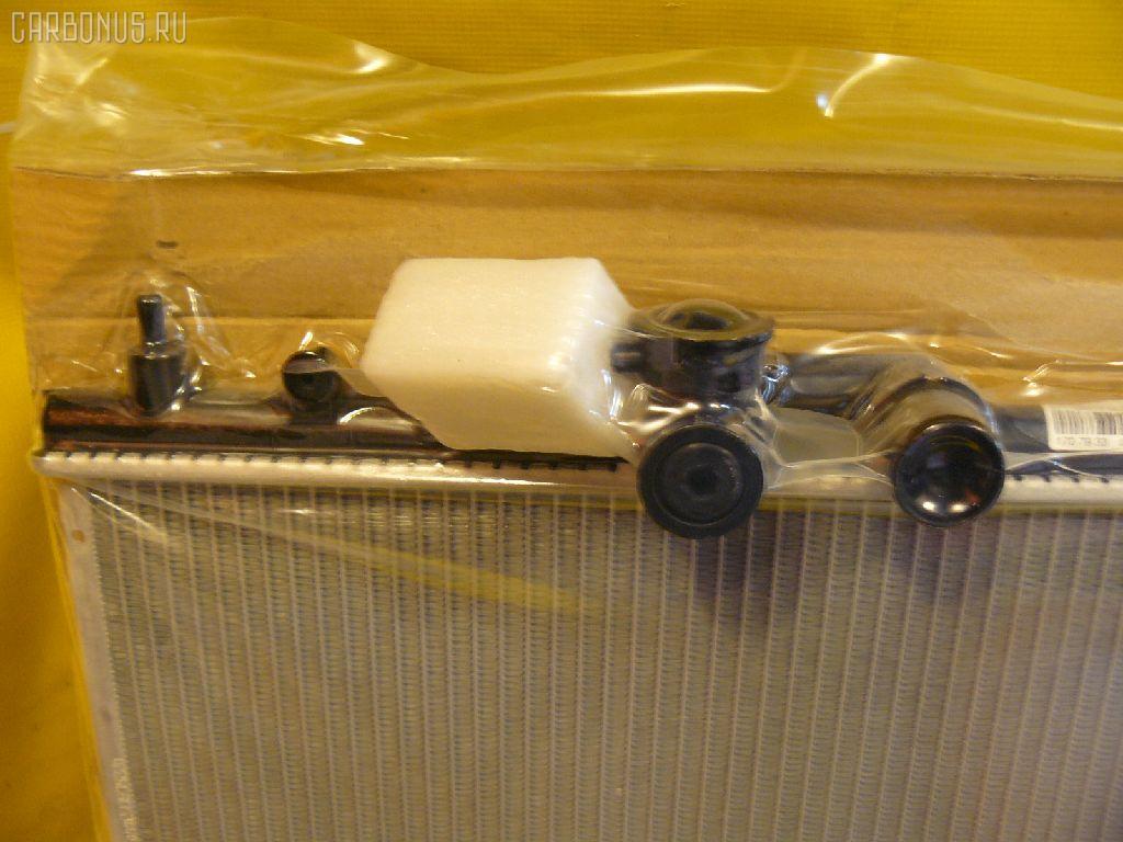 Радиатор ДВС NISSAN TIIDA C11. Фото 7