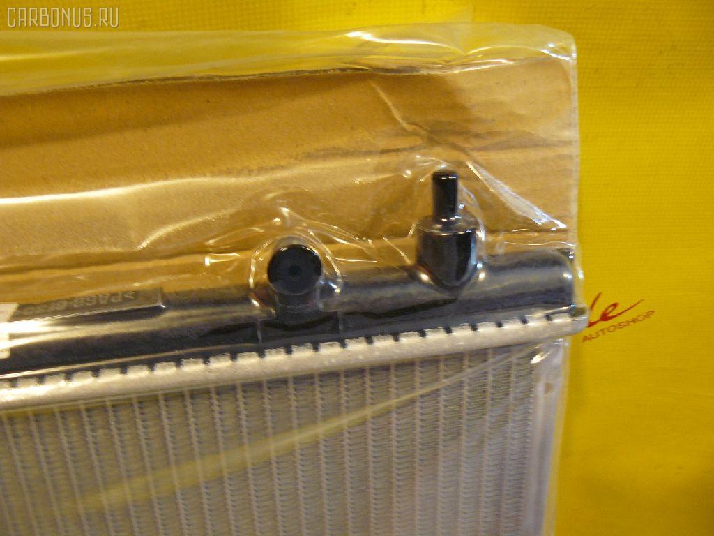 Радиатор ДВС NISSAN TIIDA C11. Фото 8