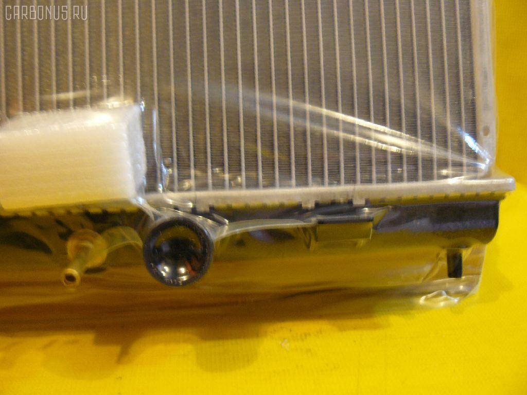 Радиатор ДВС NISSAN TIIDA C11. Фото 9