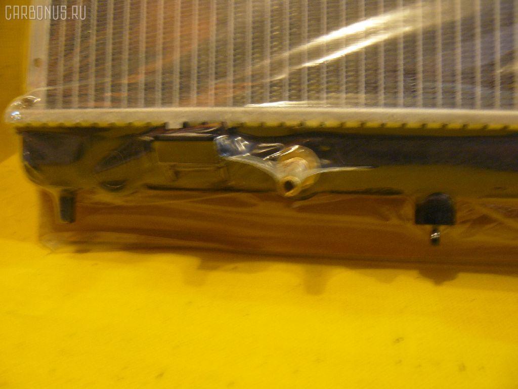 Радиатор ДВС NISSAN TIIDA C11. Фото 10