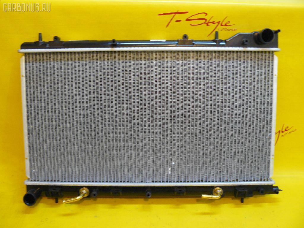 Радиатор ДВС SUBARU FORESTER SG5. Фото 1