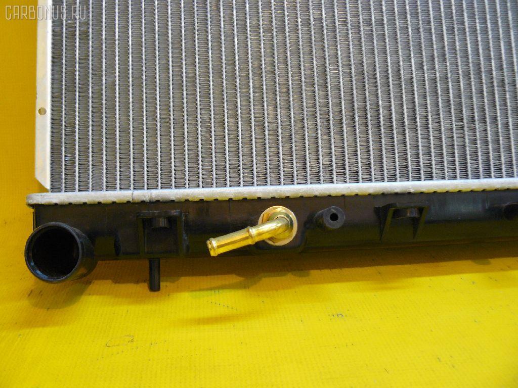 Радиатор ДВС SUBARU FORESTER SG5. Фото 2