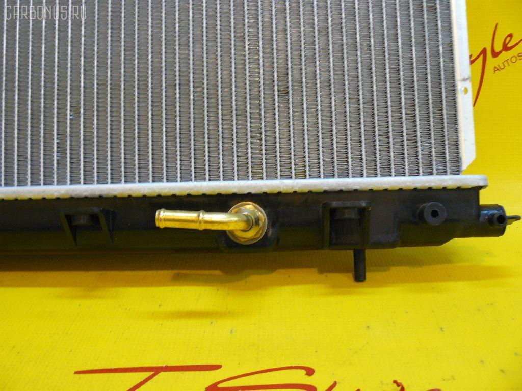Радиатор ДВС SUBARU FORESTER SG5. Фото 3