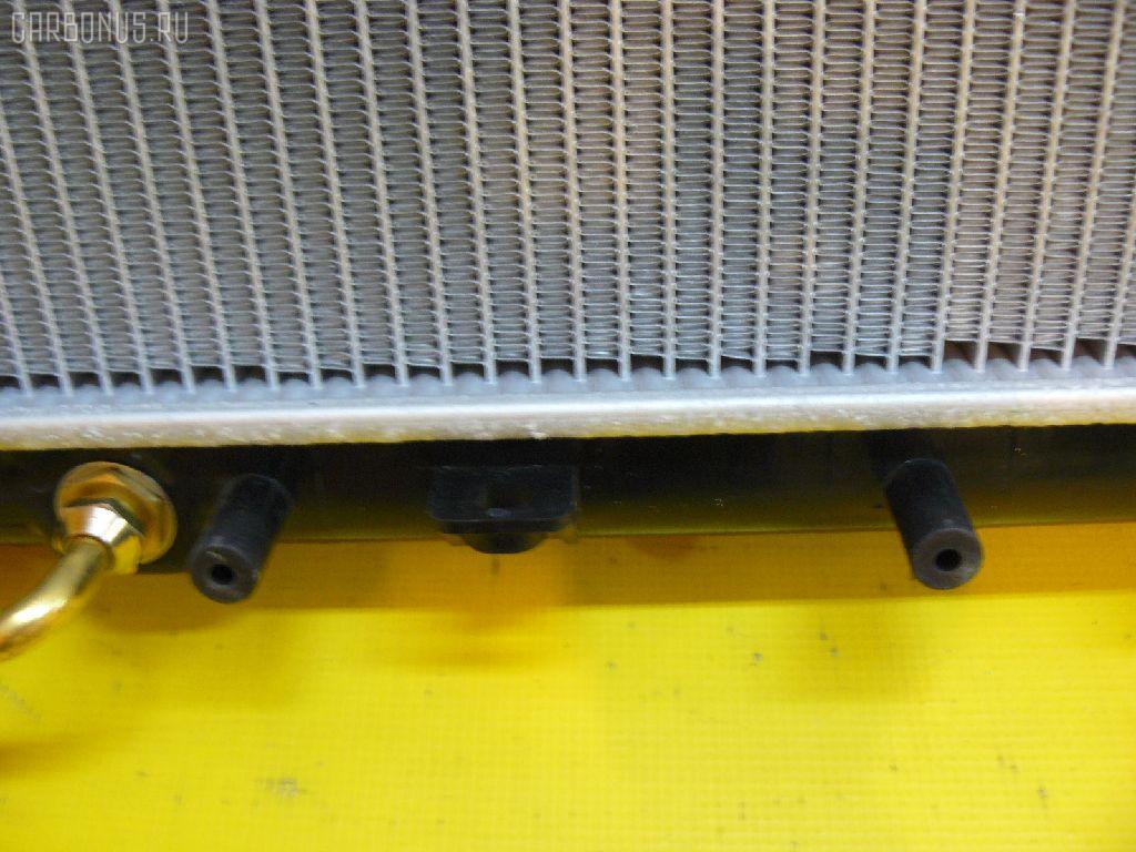 Радиатор ДВС SUBARU FORESTER SG5. Фото 4